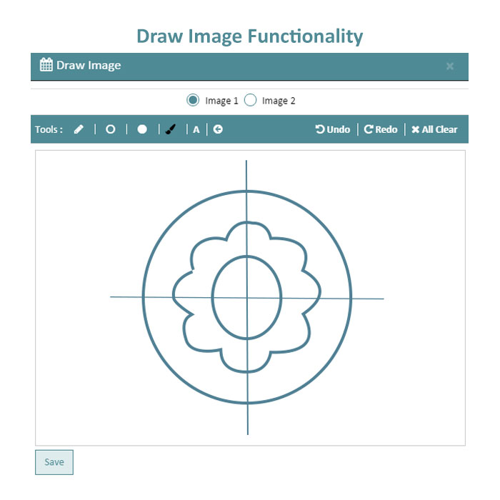 Draw Image Functionality